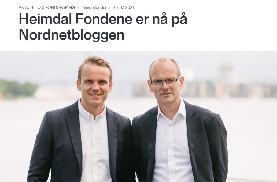 Artikkel Nordnetbloggen